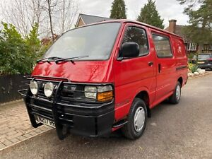 1995 Toyota Hiace 2.4 Diesel