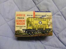 Vintage Airfix, Kitmaster and Tri-Ang Models - Wagons,CS, Footbridge + Lots more