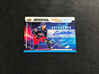 2019-20 UPPER DECK CREDENTIALS ALEXANDRE TEXIER ROOKIE SCIENCE AUTO #RS-11