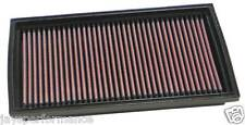 KN AIR FILTER REPLACEMENT FOR SAAB 9-3, 1998-2000