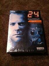 """""""24"""" Countdown Game New-Kiefer Sutherland/Jack Bauer-Factory Sealed"""