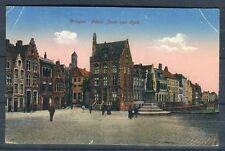 Brügge (Bruges), Place Jean van Eyck