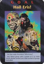 ILLUMINATI:New World Order-Steve Jackson-Lot 19-1 Card
