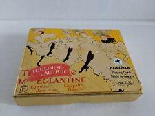 Piatnik TOULOUSE LAUTREC Moulin Rouge Double Deck Playing Cards #2252 Complete