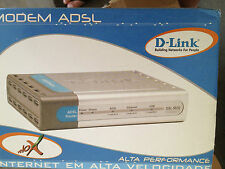 New D-Link DSL-502G Wireless G ADSL Modem Router