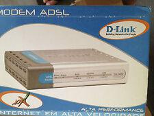 Lot of 10 Brand New D-Link DSL-502G Wireless G ADSL Modem Router
