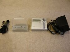 SONY MINIDISC PORTABLE RECORDER MZ-N707 , VGC , WITH MAINS CHARGER + STAND + MOR