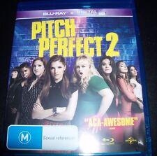 Pitch Perfect 2 (Australian Region B) Blu-ray – Like New