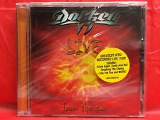 "DOKKEN 2000 ""Live From the Sun"" OUT OF PRINT CD - BRAND NEW (WHITESNAKE / WINGER"