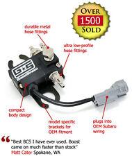 GrimmSpeed 3-Port Electronic Boost Control Solenoid Subaru WRX 08+ LGT 05+