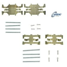 Centric Set of Front and Rear Disc Brake Hardware Kit For Infiniti FX50 Nissan