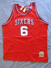 Mitchell Ness M&N Philadelphia 76ers Sixers Julius Dr J Erving Jersey NWT 3XL 56