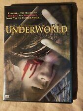 J Horror Anthology Underworld (Dvd, 2005) Nr 6 Tales of Horror Very Good Cond.