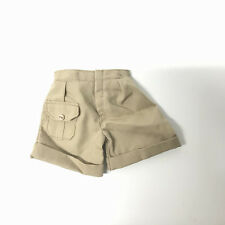 "Vintage Hasbro 12"" Gi joe 1/6 Soldier Army MAN Cloth Shorts Rare Collection Gift"