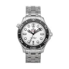 Omega Seamaster Diver 300m Auto Steel Mens Bracelet Watch 210.30.42.20.04.001