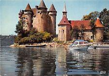 BR50045 Pres bort les orgues le chateau de val    France