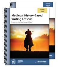Medieval History-Based Writing Lessons [Teacher/Student Combo] 2019, 5th Edition