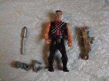 New listing Vintage 1991 Kenner Terminator 2 Power Arm Terminator 100% complete
