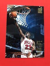 1993-94 Michael Jordan Stadium Club Triple Double Chicago Bulls