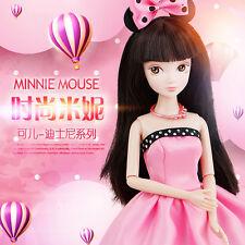Pretty Elegance Pink Dance Dress Doll Of Kurhn Chinese Barbie Doll Figure III