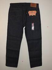 vintage levis 501 blue denim jeans size W 38 L 32 made in USA NOS no big E