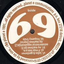 69 - 4 Jazz Funk Classics - Planet E