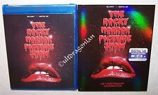 The ROCKY HORROR Picture Show - Blu-ray 40th Anniversary Edition w/Slipcover NEW