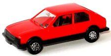 car 1/87 HERPA 2024 OPEL KADETT D SR 3doors 1979 RED NEW NO BOX