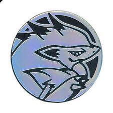 Pokemon Pokemon Zoroark GX Collectible Coin (Silver Matte Holofoil) Coins, Pins