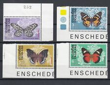 TIMBRE STAMP  4 THAILANDE Y&T#858-61 PAPILLON BUTTERFLY NEUF**/MNH-MINT 1978~B08