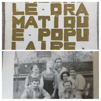 Silvia Monfort Ensemble Dramatique Populaire la surprise de l'amour Marivaux