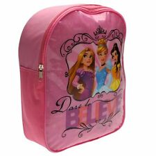 DISNEY sac à dos rose PRINCESSES Cendrillon  école  L 25 x H 32 x P 10 cm neuf