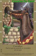 7/97 CASCADEUR CARTE CARD BELLA SARA COLLECTION 2005 - 2007 - D