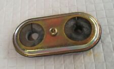79-83 DATSUN 280ZX  A/C HEAT FIREWALL GROMMET WITH  BEZEL ZINC COATED