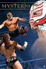WWE ~ REY MYSTERIO COLLAGE 22x34 Wrestling NEW/ROLLED!