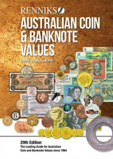 NEW Release! 2019 Renniks Australian Coin & Banknote Values, 29th Edition