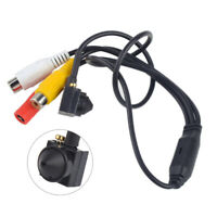 "1000TVL HD Mini Kamera 1/3"" PH1099 Camcorder Audio Video Überwachung Spionkamera"