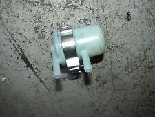 2003 Johnson outboard 115hp 4 stroke J115PX4STS fuel filter w/ bracket 5032323