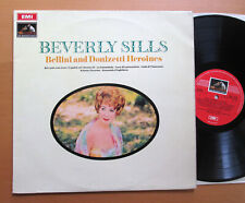 ASD 2578 Beverly Sills Bellini & Donizetti Heroines 1968 EMI 1st Colour Stamp EX