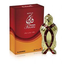 Faris 12ml by Al Haramain Bergamot Cedar Wood Moss Amber Jasmine Perfume Oil