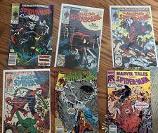 Marvel Comics Mcfarlane Amazing Spider-Man 308 318 322 328