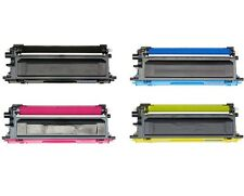 4 Color Reman Brother Toner Cartridges for DCP-9040CN, DCP-9045CDN, HL-4040CDN