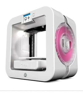 Brand New CUBE 3D Systems Wireless Printer, 3rd Generation 391100 White