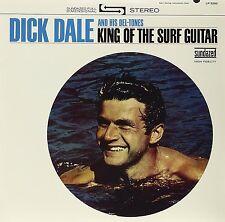 Dick Dale & His Del-Tones KING OF THE SURF GUITAR Sundazed NEW COLORED VINYL LP