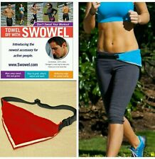 Swowel Sweat Towel  /  Yoga Exercise Towel