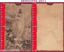 2323 SANTINO HOLY CARD GESù CRISTO RISORTO RISURREZIONE EB 520