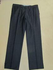 Tommy Hilfiger 100% Virgin wool blue suit trousers  sz 54( 38 inch waist)