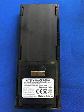 Hitech battery(Japan 2.5A cell)for Maxon Midland SL25 SP100 SP120#QPA600/1200 eq