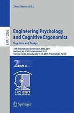 Lecture Notes in Computer Science: Engineering Psychology and Cognitive...