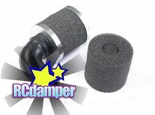 ALUMINUM AIR-FILTER S KYOSHO MP5 MP6 MP7.5 MP777 MP9 GT1 GT2 INFERNO GT